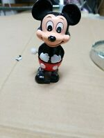 Vintage Wind Up Mickey Mouse Walker by Tomy Walt Disney Toy