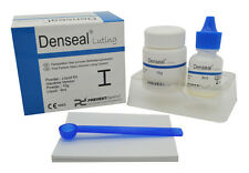 Dental Supply Radiopaque Type 1 Glass Ionomer Luting Cement, Shade Light Yellow