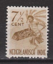 Nederlands Indie Indonesie 336 MNH Netherlands Indies inheemse dansers 1948