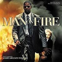 Man On Fire (Original Soundtrack) - Harry Gregson-Williams (NEW CD)