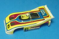 HO AURORA AFX Magna Traction PORSCHE 510K Can Am Slot Car Body Vintage '73 NOS