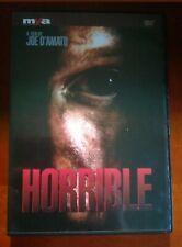 Horrible aka absurd dvd new Joe d'amato gore uncut nasty pre-cert Interest