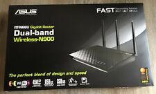 ASUS RT-N66R 450 Mbps 4-Port Gigabit Wireless N Router - In original box/package