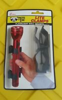 Nite Ize Lite Clamps Flashlight Wall Mounts (C Cell)