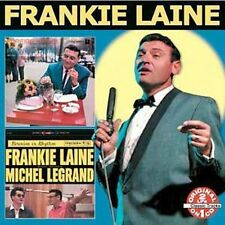 Foreign Affair/Reunion In Rhythm - Frankie Laine (CD, 2003, Sony Collectables)
