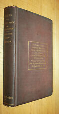 SIGHTS & SENSATIONS IN FRANCE GERMANY & SWITZERLAND 1869 1ST EDWARD GOULD BUFFUM