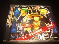One Piece CD Live Daikaisen Character Song Album 2 Soundtrack Music Film MIYA