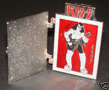 KISS Hard Rock Cafe Cardiff Door Pin Gene Simmons