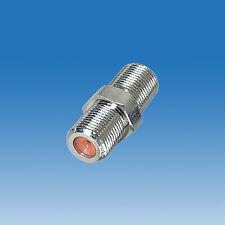 10 F-Verbinder F-Buchse auf F-Buchse Profiqualität High Quality Adapter -FF13