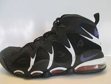 NEW - NIKE Air Max CB34 Barkley Black White Basketball Shoes 414243 002 - Sz 7.5
