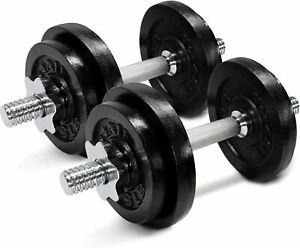 Yes4All Adjustable Dumbbell Set 60lb total D1IBZ 🔥 FREE PUERTO RICO SHIPPING🔥