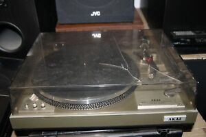 AKAI AP-206C Plattenspieler Turntable - Vintage Rarität - Made in Japan !!!