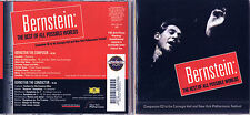 Bernstein: The Best of All Possible Worlds (CD, 2008, 2 Discs) Free Ship #IX53