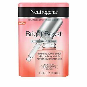 Neutrogena Bright Boost Illuminating Face Serum **SAME DAY SHIPPING**