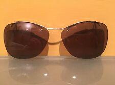 384/4576.C07 VANZINA France Vintage Clip Sun Glasses W Box