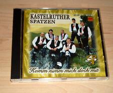 CD Album - Kastelruther Spatzen - Komm nimm mich doch mit