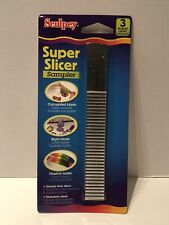 Sculpey Polymer Clay SUPER SLICER 3 BLADE SET Polymer Clay Modeling Tools