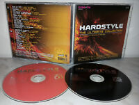 2 CD HARDSTYLE - THE ULTIMATE COLLECTION - HAZE - DJ TONY - PITCHER - DJ HELLRA