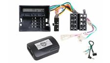 MERCEDES SLK (R171), Can-Bus Auto Radio Adapter + Lenkrad Adapter Kabel
