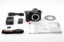 [MINT 2240shot] PENTAX K-3 23.4 MP Digital SLR Camera Black Body From Japan #250