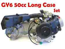 139QMB 50CC 4 STROKE GY6 SCOOTER ENGINE MOTOR AUTO CARB LONG CASE M EN28