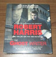 The Ghost Writer by Robert Harris (2010, Audio CD, Abridged)