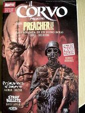 Il Corvo presenta Vertigo Preacher Special n°34 1998 ed.Magic Press  [SP8]