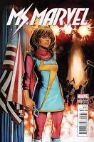 Ms Marvel # 8 Reenactment Variant Cover B  Marvel 1ST PRINT