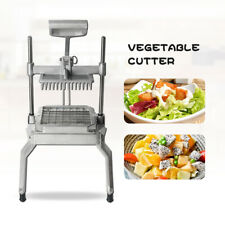 Commercial Vegetable Cutter Slicer Chopper Potato Fruit Heavy Duty Cutter Dicer