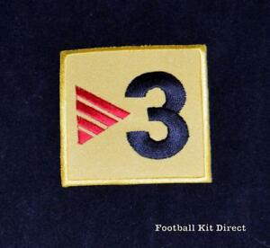 Official FC Barcelona TV3 football Patch/Badge la liga Player Issue sipesa