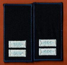 ISRAEL IDF IAF FIRST LIEUTENANT (SEGEN)  RANKS FOR PILOT SUIT BACK HOOK