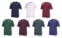 New Mens Adidas Utility Short Sleeve Jersey Tee Climacool Choose Color & Size