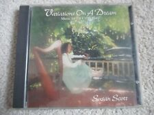 MUSIC CD - SUSAN SCOTT - VARIATIONS ON A DREAM  - 19 TRACKS -1994