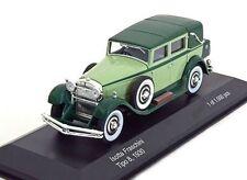 white box 1/43 Isotta Fraschini Tipo 8, hellgrün/dunkelgrün