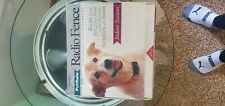 PetSafe Indoor Pet Deterrent Radio Fence for Dogs or Cats System Pirf100 New