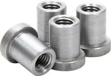 """Allstar Performance 18552 Weld On Nuts 1/2""""-13 4PK IMCA Circle Track Off Road"""