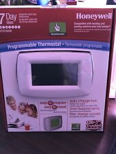 Honeywell RTH7600D Touchscreen 7 Day Programmable Thermostat New