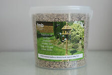 FMB Premium Wild Bird Sunflower Hearts 2.5 ltr Tub Approx 1500g For Wild Birds