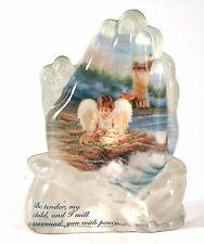 Tenderness Surrounds You With Peace Religious Ornament