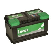 Lucas LP110 Car Battery TYPE 110 (580 406 074) - 12V 80AH 740A with 4 Yrs Wrnty