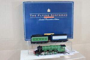HORNBY R098 BR LNER 4-6-2 CLASS A3 LOCOMOTIVE 4472 FLYING SCOTSMAN nz