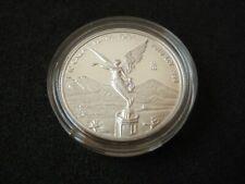 Mexico, proof 1/10 onza, 2010, silver, Libertad, BU