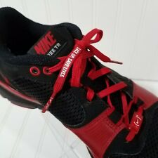 Nike Free TR Mens Shoes Size 10 Product Red Aids Awareness Laces Sneakers 2010
