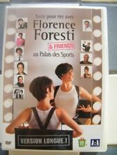 DVD Florence Foresti & Friends au palais des sports (version longue)