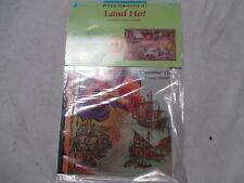 LAND HO-COLUMBUS FIRST LANDFALL  (INTERACTIVE POSTER SET)