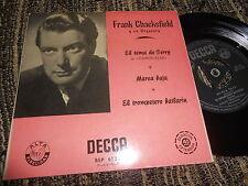 """FRANK CHACKSFIELD El tema de Jerry/Marea Baja +1 EP 45 7"""" 195? SPAIN"""