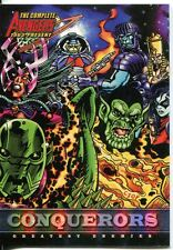 The Complete Avengers Greatest Enemies Chase Card GE4