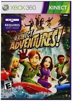 Kinect Adventures - Microsoft Xbox 360 X360 Game
