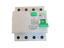 Fehlerstromschutzschalter GACIA SR6HM 4P 63A/30mA A  FI Schalter