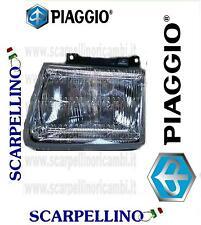 FARO ANTERIORE SX PIAGGIO PORTER 1300 PIANALE -HEADLIGHT- PIAGGIO 8115087Z05000
